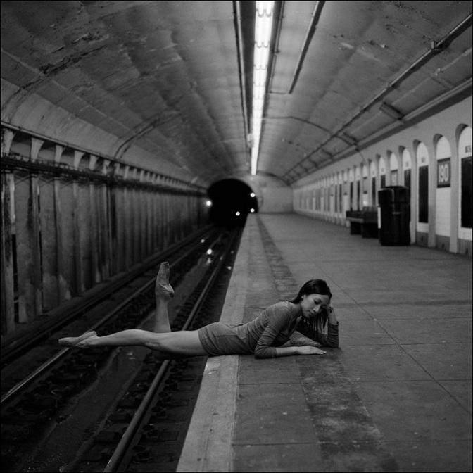 Alexandra Jacob: Living the Ballerina Dream